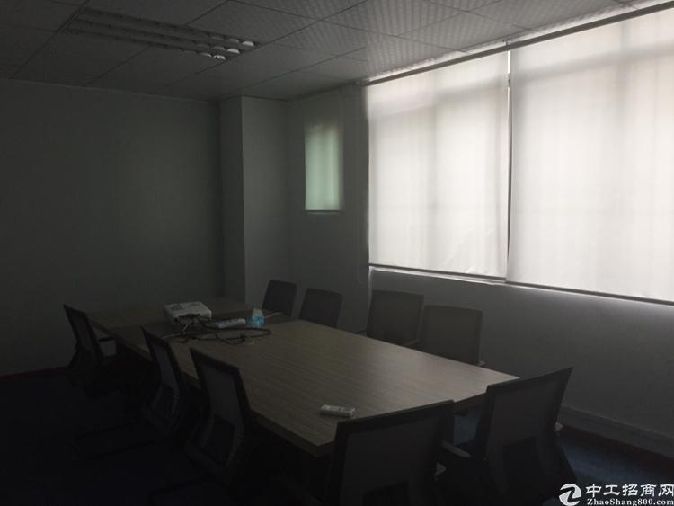 龙华油松工业园1楼带精装厂房860平招租-图3