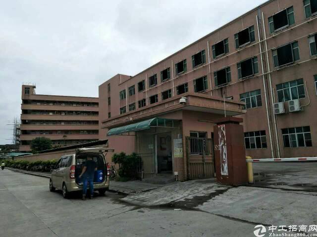 虎门镇路东沿江高速附近新出原上市公司独院厂房16000平方米-图2