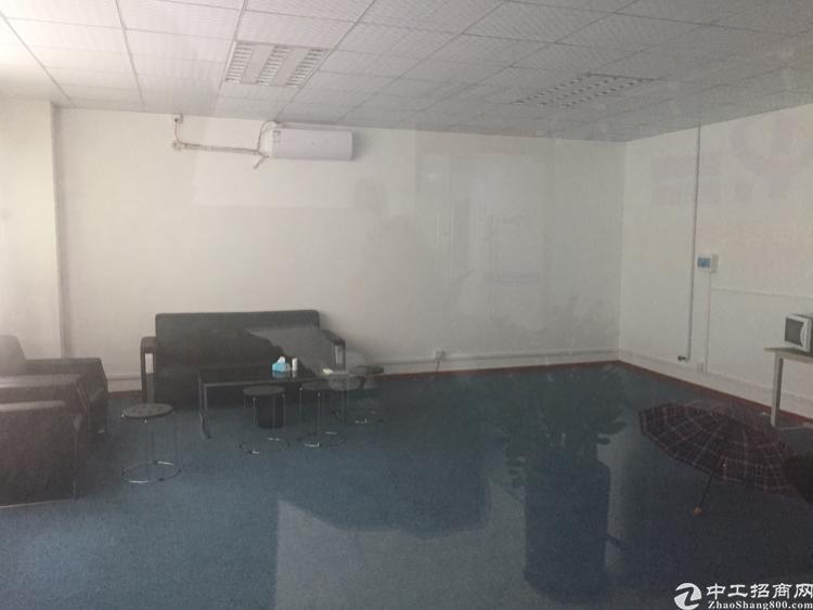 龙华油松工业园1楼带精装厂房860平招租-图4