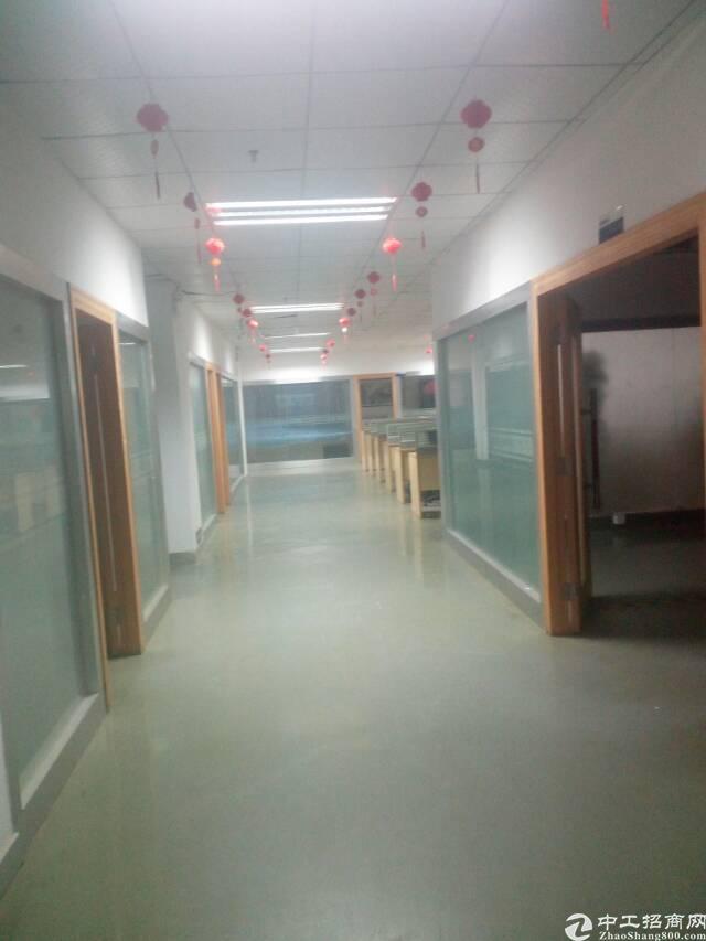 龙华深圳北站附近标准厂房楼上3000平可分租-图7