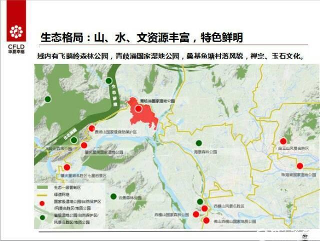 广东省肇庆市四会大沙79.4平方公里  招商对象 1-图7