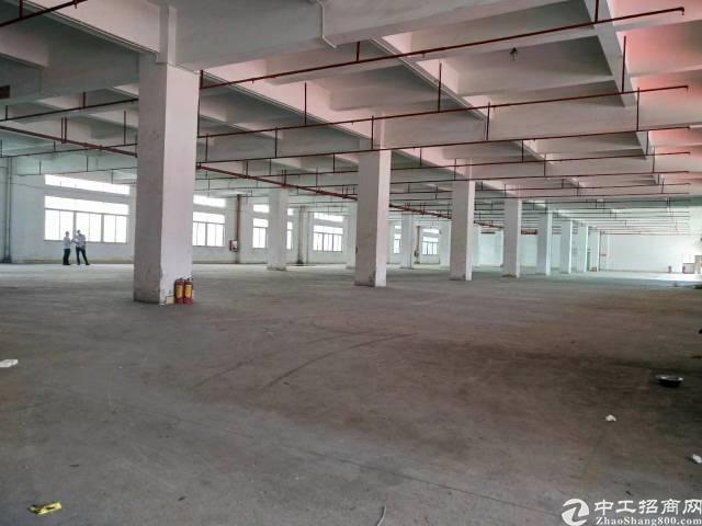 高埗镇工业区标准厂房1-3层2300平