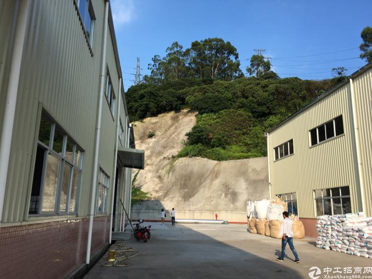 厚街9.9成新独院单一层5500平方米,10米高带隔热层