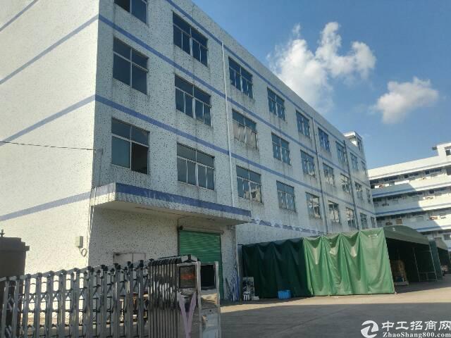 惠州镇隆高速出口独院厂房5200平方米出租