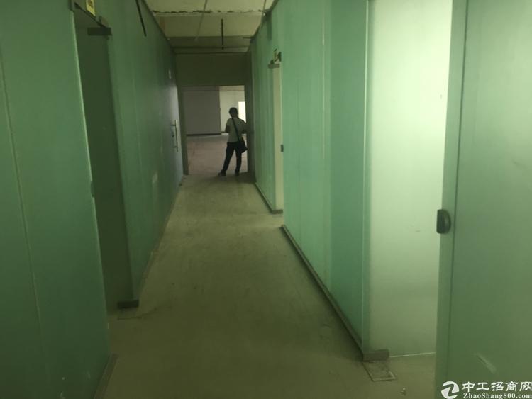 龙胜地铁附近新出原房东带装修厂房 无需转让费-图2
