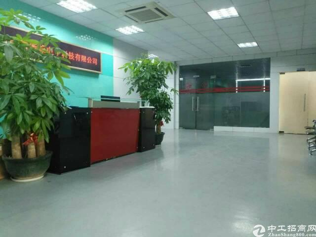 福永凤凰大型工业区内2楼800平米-图4