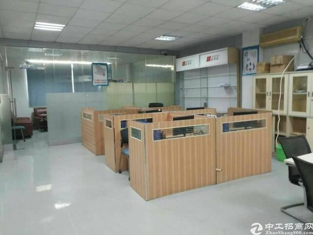 福永凤凰大型工业区内2楼800平米-图5