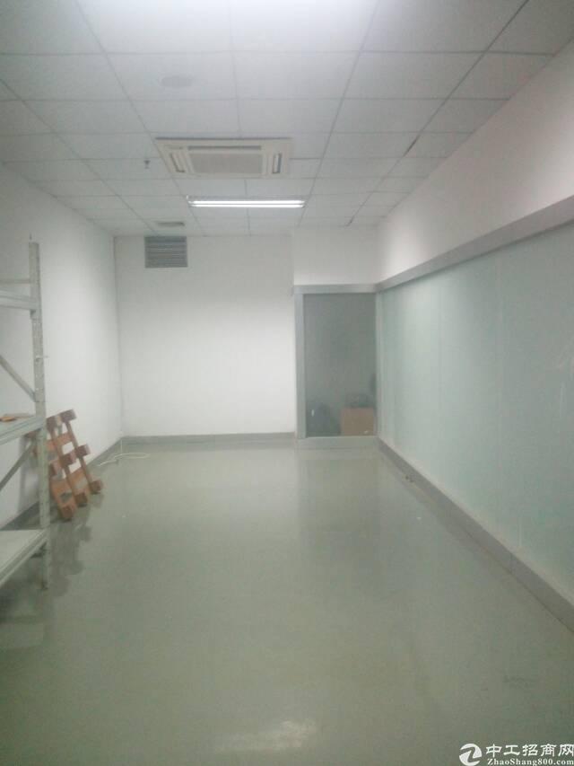龙华深圳北站附近标准厂房楼上3000平可分租-图2