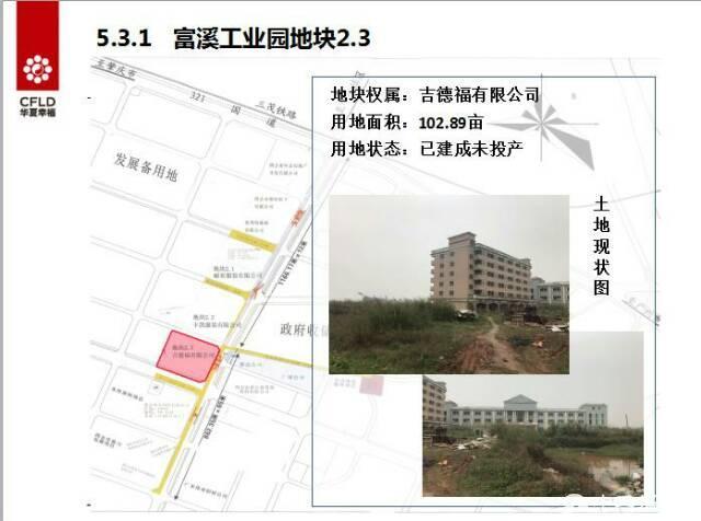 广东省肇庆市四会大沙79.4平方公里  招商对象 1-图9