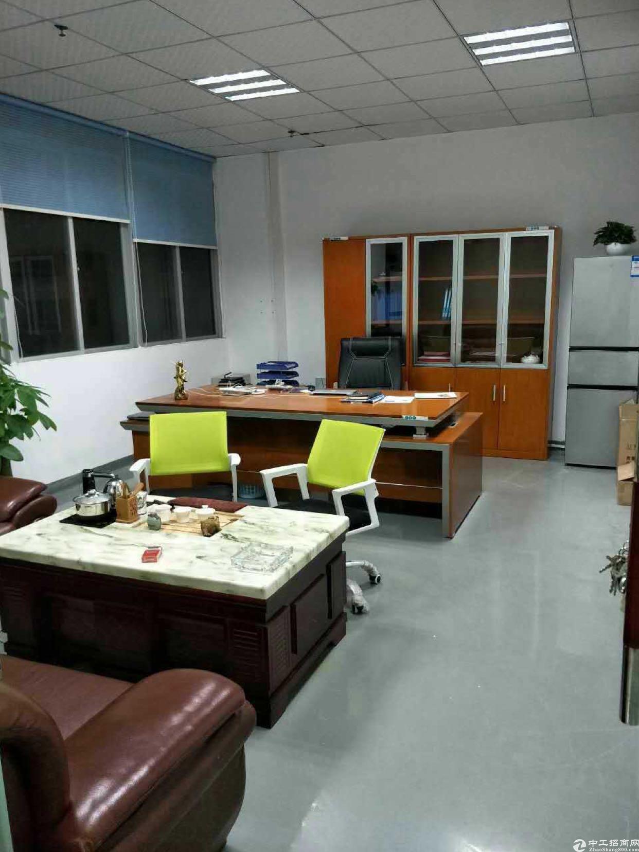 楼上带装修厂房3000平方,租金15,可分租-图3