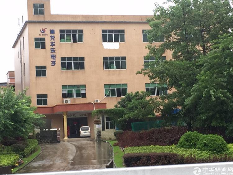观澜大和独院厂房出租5600平米