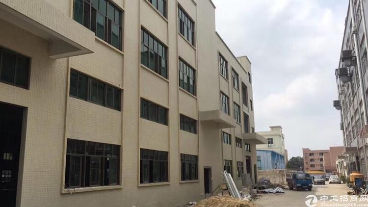 工业区内独院4层13800平可分租代牛角厂房
