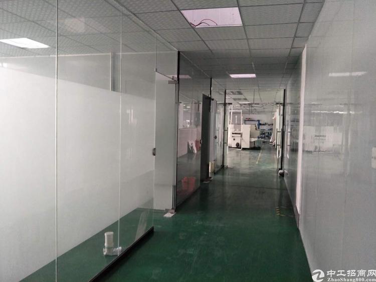 楼上带装修厂房3000平方,租金15,可分租-图4