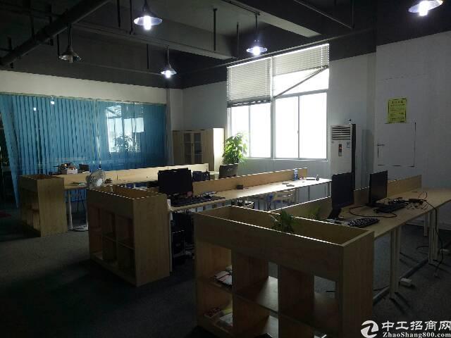龙华大浪新出厂房1100有豪华装修免转让费