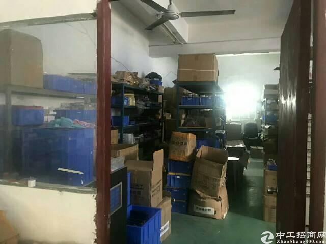 西乡固戍地铁站附近新出1300平方带装修厂房出租-图6