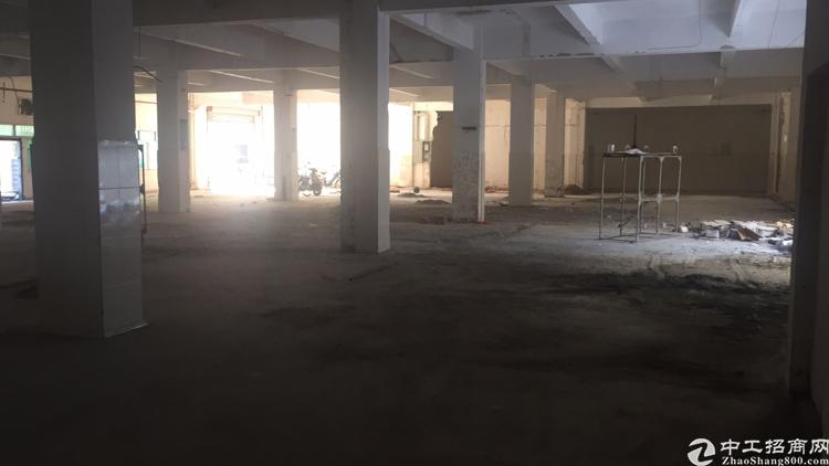石碣西南二楼600平米原房东实际面积