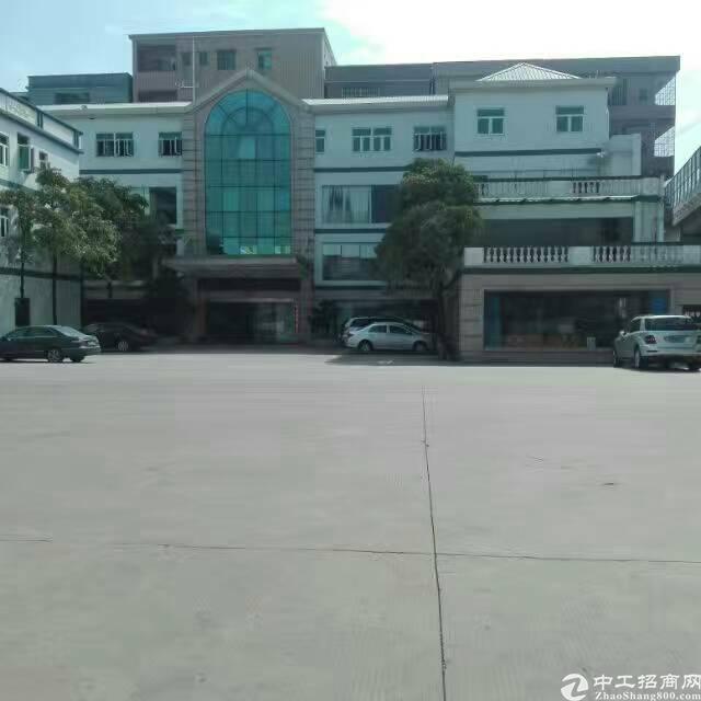 雁田租客分租一楼9米高标准厂房,只能做仓库