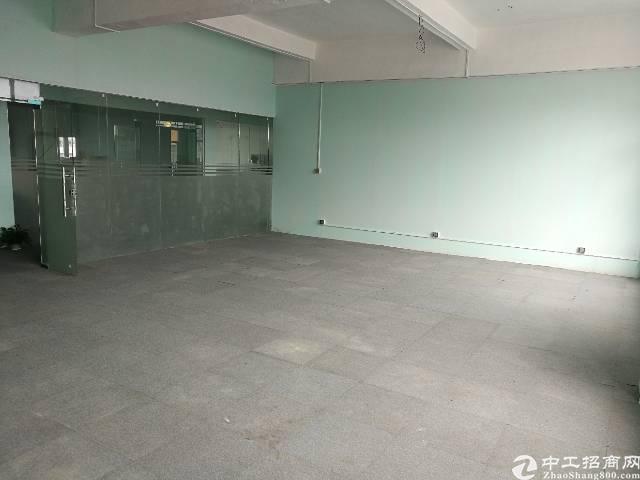 横岗地铁站320平方精装电商办公室出租!-图5