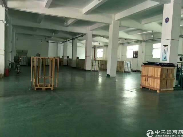 出租沙井和一工业区楼上860平米厂房-图5