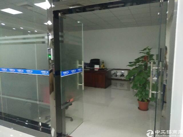 福永塘尾原房东整层2800平方电子厂房招租-图8