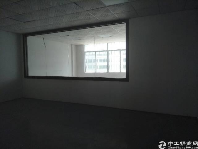 坪山 大工业区独栋精装修二楼900平厂房出租