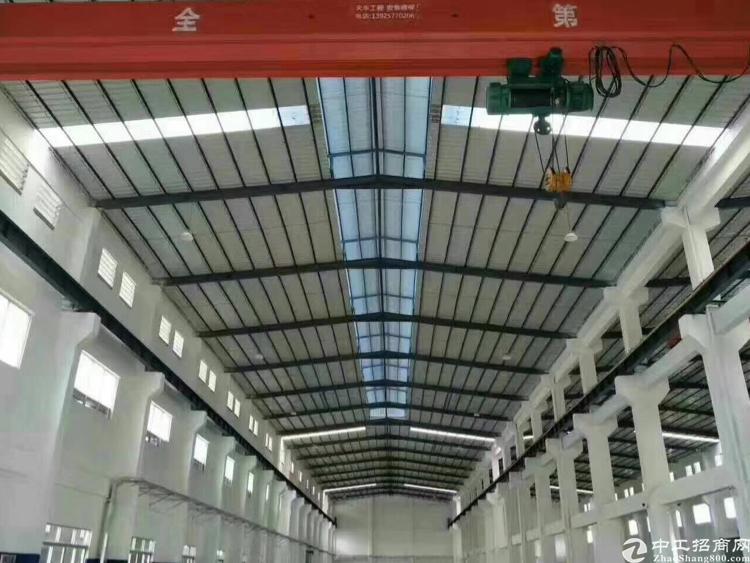 东莞新出12米高4000平方超大空地厂房