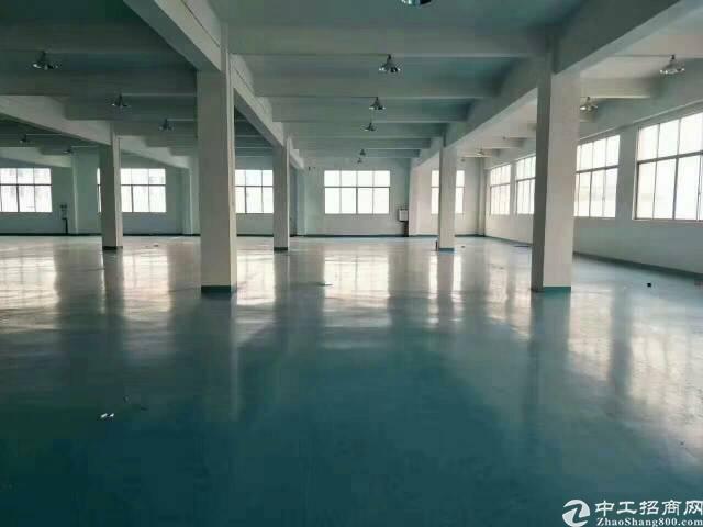 平湖华南城标准高新技术园厂房1500平方米招租-图6