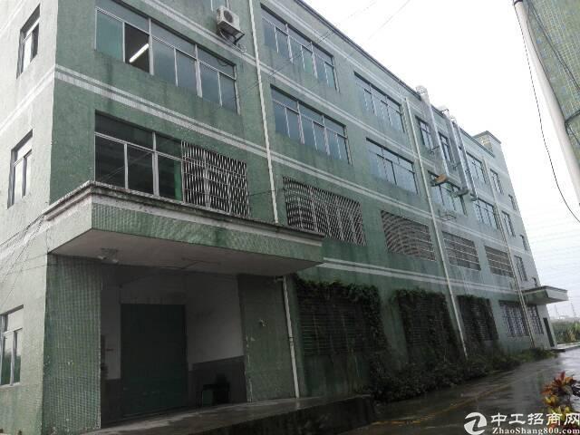 坪山1楼带行车标准厂房1200平18元(可分租)