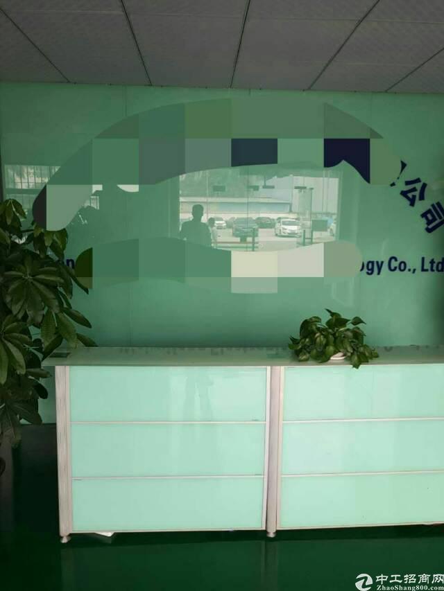 平湖华南城标准高新技术园厂房1500平方米招租