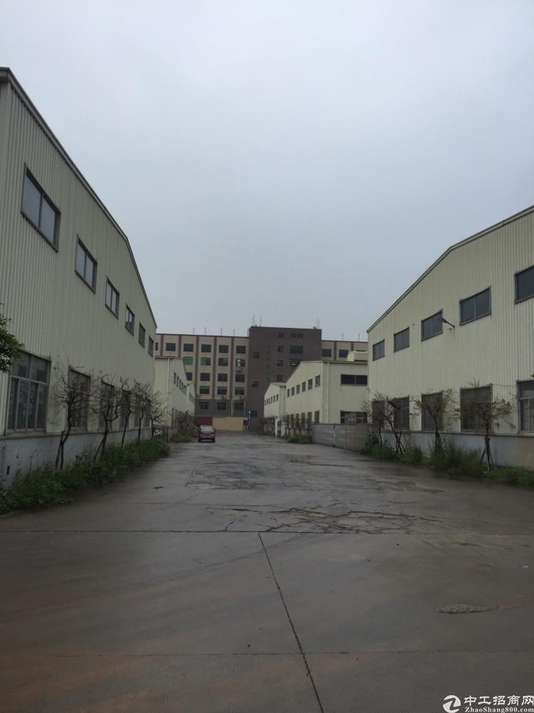公明东坑10000平方米钢构厂房招租