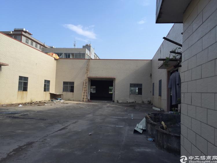 惠州仲恺高新区村委租地建成4300平米钢构独院出售