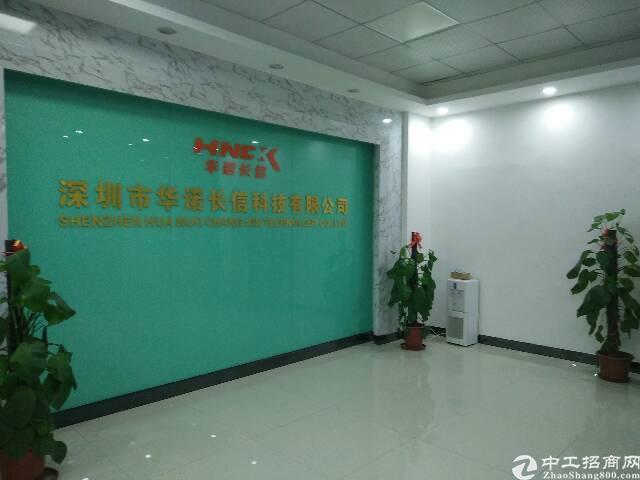 福永塘尾原房东整层2800平方电子厂房招租-图5