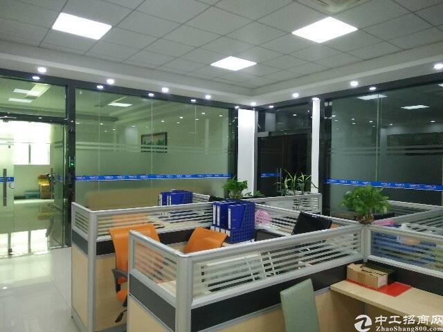 福永塘尾原房东整层2800平方电子厂房招租-图3