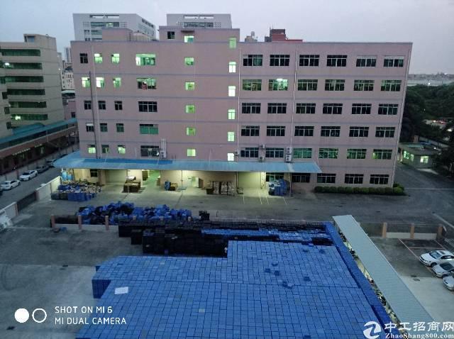 福永地铁口附近独院厂房18000平方