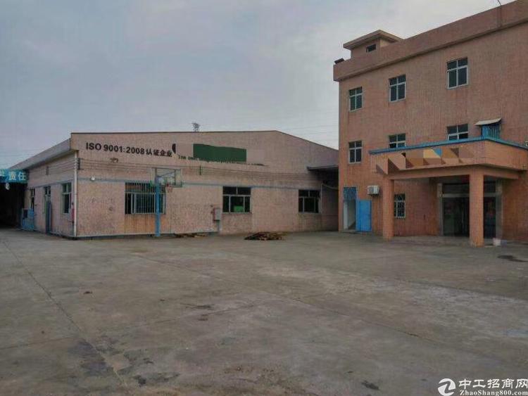 大朗镇独门独院厂房,空地大,高度7米