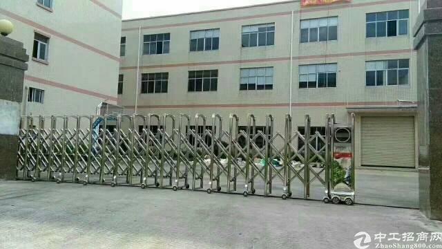 清溪镇一楼厂房1600平方带装修招租