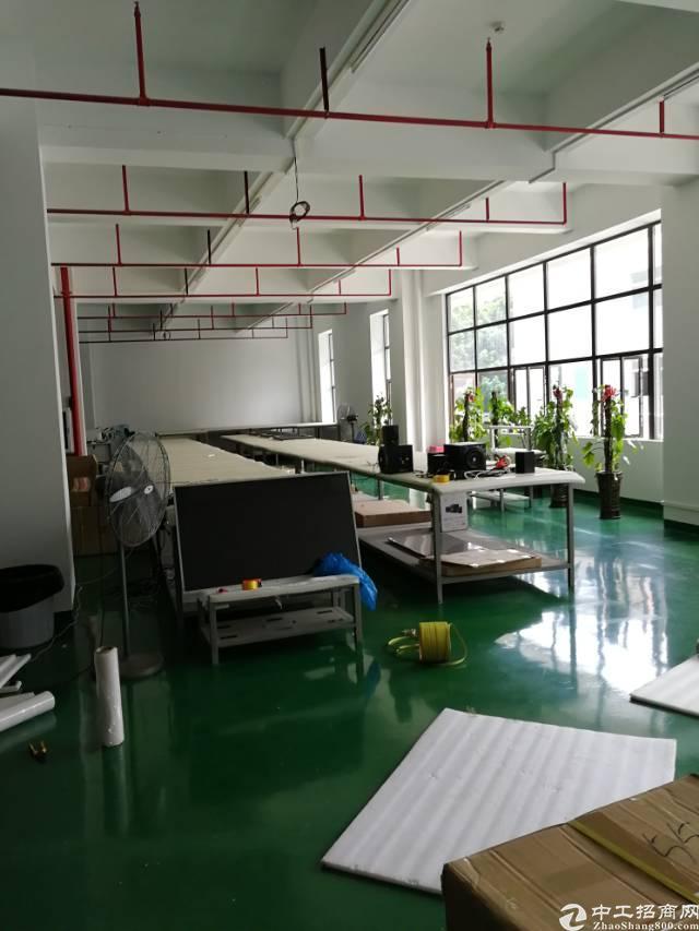 福永107国道新出带装修800平厂房
