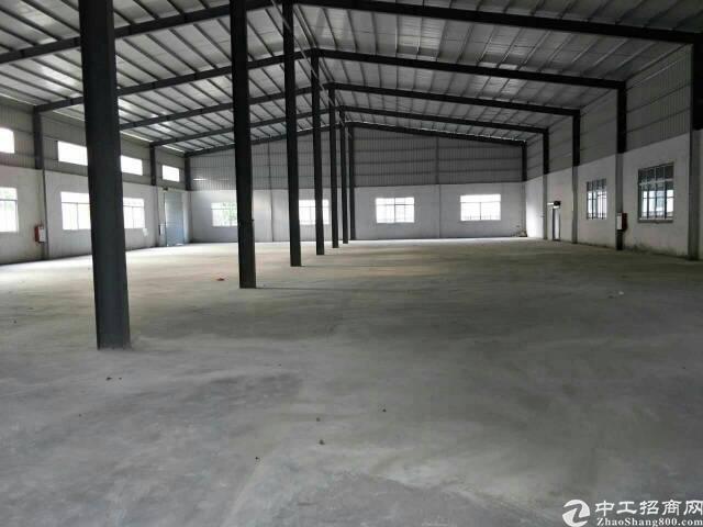 当涂县开发区1万平钢构厂房出售