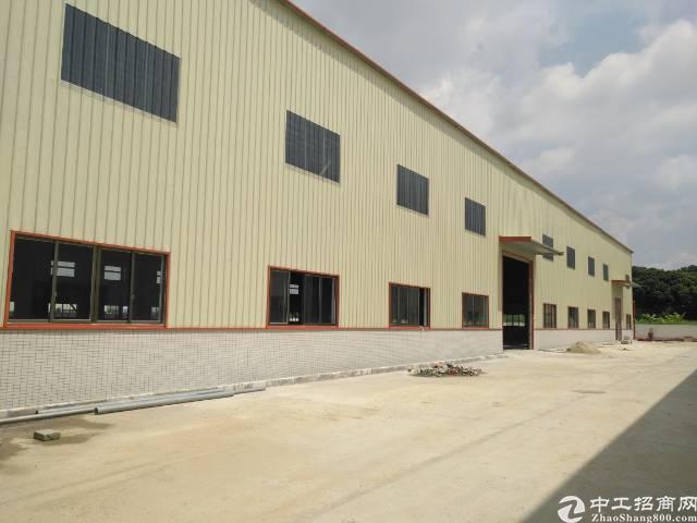 横沥镇新出原房东11000平方独门独院单一层厂房