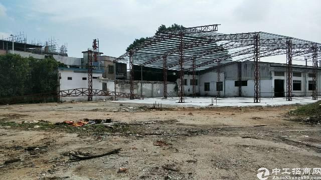 松岗新出原房东一楼独院6000平米厂房招租-图3