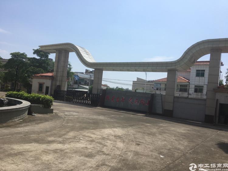 惠州市惠城区汝湖镇,汝湖高速出口附近花园式独院厂
