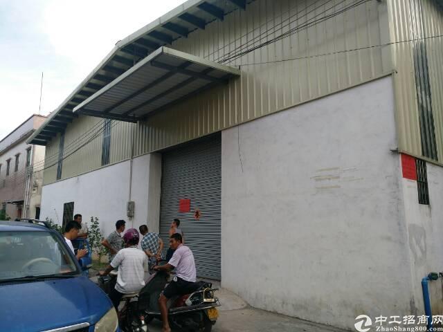 横沥镇原房东铁皮房出租900平方米
