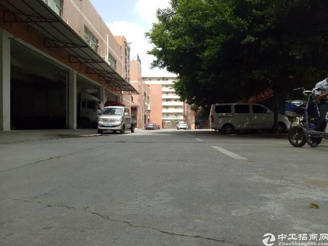 龙华大浪商业中心旁边新出一楼780平的标准厂房