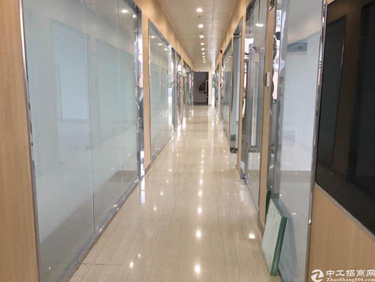 龙华地铁站附近豪华装修创客中心1000平(100平起租)
