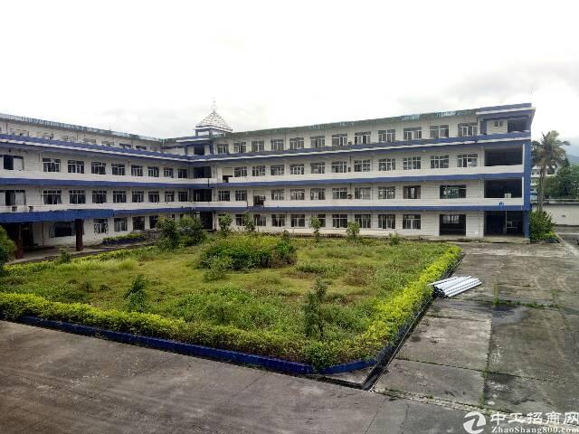 深圳红本29000平方米厂房买卖