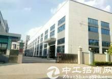 横沥镇标准厂房分租一楼1200平方米