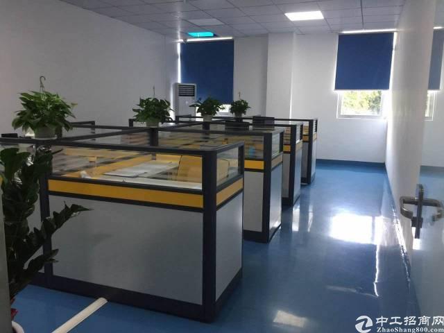 福永精装修厂房出租1700平方