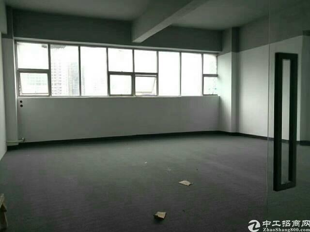 龙华油松980平方带装修厂房出租