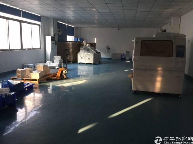 西乡黄田工业区楼上3000平方厂房出租-图4