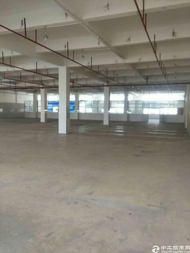 清溪大利镇中心楼上带装修厂房1500平米招租